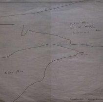 Image of Cedar Pond map. - 1913