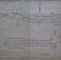 Image of Proposed Widening of Gardner Street, 1912