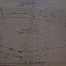 Image of Ellen Avenue and Ellsworth Road, 1915