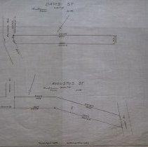 Image of Proposed roads in Kings Highlands - Davis Street & Augustus Street