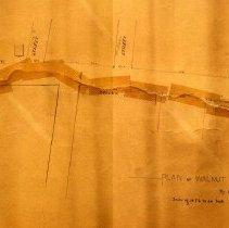 Image of Plan of Walnut Street - 1872