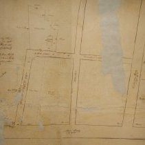 Image of Street plan by Danvers Selectment 1846