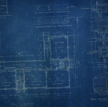 Image of Farnsworth School first floor plan