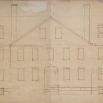 Image of Almshouse in Danvers - 1843