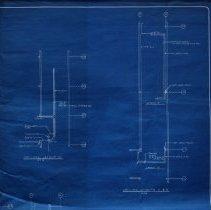 Image of Blueprints for Peabody Veterans Memorial High School