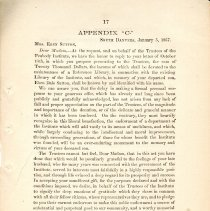 Image of 1866 Annual Report from the Peabody Institute
