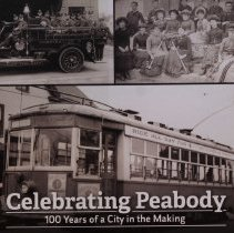 """Image of Title page for """"Celebrating Peabody"""" - 2016"""