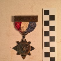 Image of WWI Medal Size