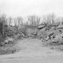 Image of Quarry at Peabody - 1938