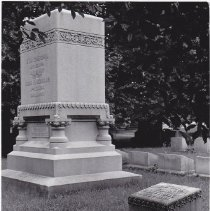 Image of Meriwether Lewis Clark Jr. Gravesite