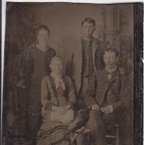 Image of From the Walter Robbins Collection - A Family Portrait