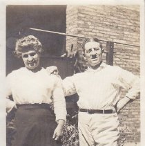 Image of Walter Robbins' Parents