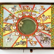 Image of Kentucky Derby Museum Permanent Collection - Game, Board