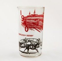 Image of Kentucky Derby Museum Permanent Collection - Glass, Drinking