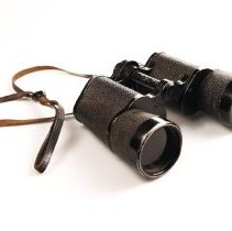 "Image of H.A. ""Jimmy"" Jones Collection - Binoculars"