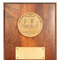 Image of Woody Stephens Collection - Plaque