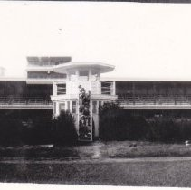 Image of Judges' Stand, 1937