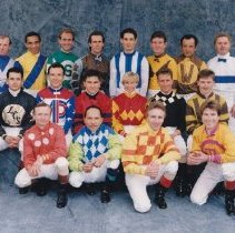 Image of 1992 Derby Jockey Group Photo