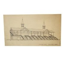 Image of Churchill Downs Collection - Drawing, Architectural