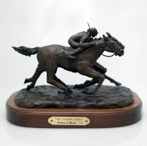 Image of Kentucky Derby Museum Permanent Collection - Sculpture