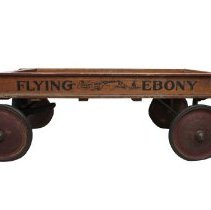 Image of Kentucky Derby Museum Permanent Collection - Toy, Pull