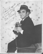 Image of Autographed photo of Dave Rubinoff