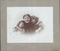 Image of Mrs. E. B. Enslow, Constance & Alice, 1895