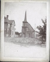 Image of 1st Presby Church 1872