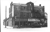 Image of Old hotel bldg., 3rd Ave & 22nd St