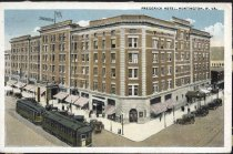 Image of Frederick hotel, ca. 1930