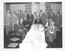 Image of Officers of Hunt. Pub. Co.(?)