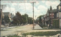 Image of W. Burk St., Martinsburg, W.Va.