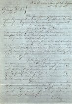 Image of Confederate Army, General orders No. 9 (facsimile) A copy of the original order referred to as Robert E. Lee's Farewell Address to the Confederate Army. - 2001.0703