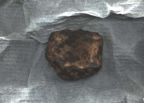 Image of Fragment of Civil War artillery shell. - 2001.0703