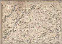"""Image of Map: """"Seat of War in Virginia, Sheet 3""""  - 2006.0703"""