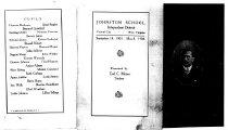 Image of Johnston School pupil list, September 18, 1905-May 4, 1906