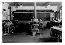 Image of Lower Racoon school, 1951
