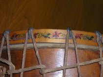 Image of Drum rim detail