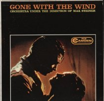Image of Gone With the Wind, directed by Max Steiner
