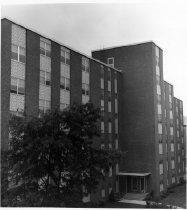 Image of Buskirk Hall, 1966