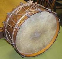 Image of Civil War snare drum