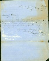 Image of General Order No.1, Trimble's Brigade,1861