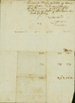 Image of Confederate tax forms: 7 items, various form numbers, some for agricultural crops   - 2001.0703