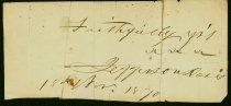 Image of Jefferson Davis autograph, 1870