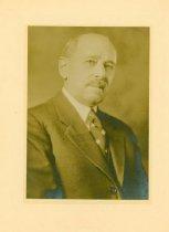 Image of Rev. J. Frank Baxter, ca. 1930