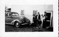 Image of Myers family, Baltimore, Md., 1936