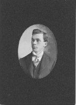 Image of Willis H. Franklin at W.Va. Wesleyan, 1898