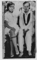 Image of Rosanna Blake (right) & Kay Gwin?