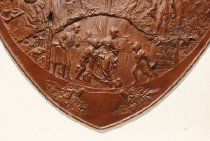 Image of Volck shield-engraved title