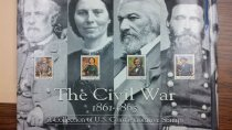Image of Collection of CW commemorative stamps